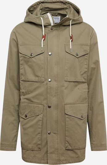SELECTED HOMME Parka 'WEST' in khaki, Produktansicht