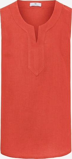 Peter Hahn Top in rot, Produktansicht