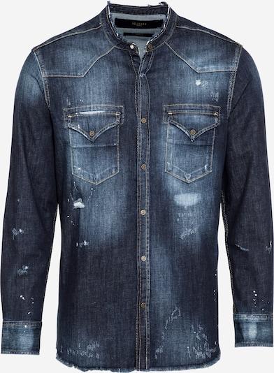 Goldgarn Camisa 'WASSERTURM I Eins' en azul oscuro, Vista del producto