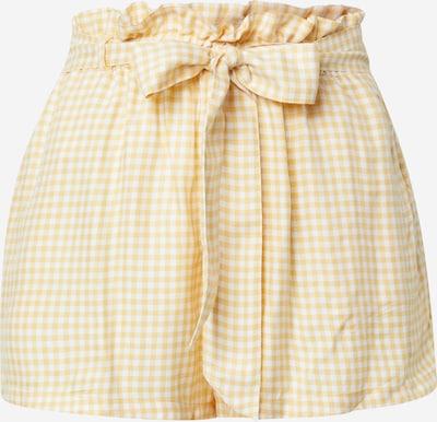 HOLLISTER Shorts in gelb, Produktansicht