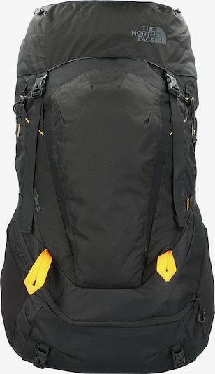 THE NORTH FACE Sac à dos de sport en jaune / noir, Vue avec produit