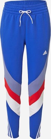 ADIDAS PERFORMANCE Spordipüksid sinine / tuvisinine / punane / valge, Tootevaade
