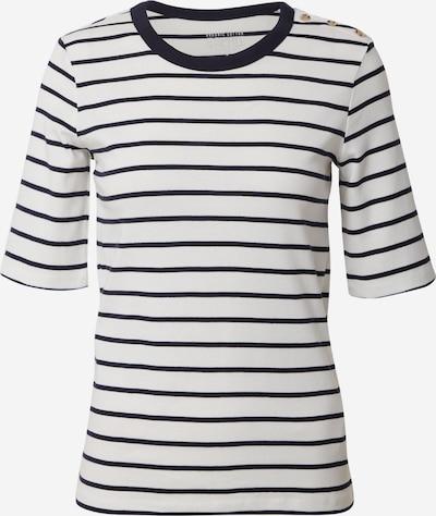 ESPRIT Majica | mornarska / off-bela barva, Prikaz izdelka