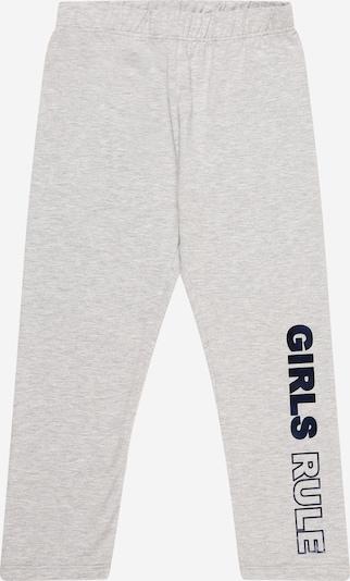 TOP MODEL Pantalon en bleu marine / gris clair, Vue avec produit