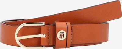 TOMMY HILFIGER Gürtel in cognac / gold, Produktansicht