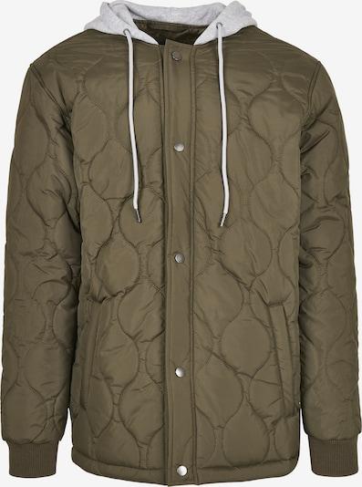 Urban Classics Jacke in grau / khaki, Produktansicht