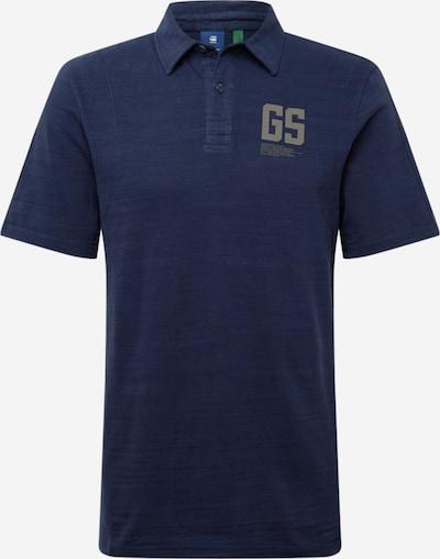 G-Star RAW Shirt in de kleur Navy / Zilvergrijs, Productweergave