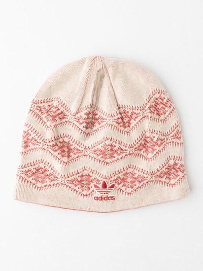 ADIDAS Mütze in XS-XL in naturweiß, Produktansicht