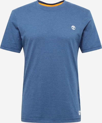TIMBERLAND Shirt in taubenblau, Produktansicht