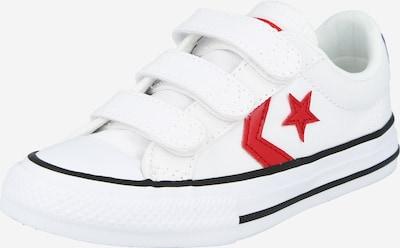 CONVERSE Sneaker 'STAR PLAYER' in rot / weiß, Produktansicht