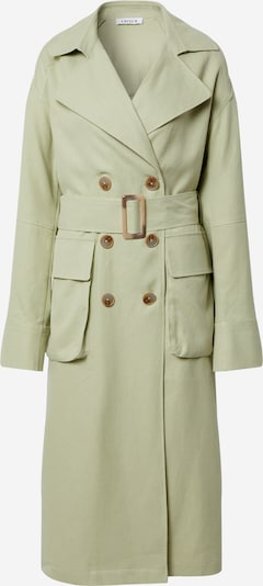 EDITED Between-seasons coat 'Giuliana' in Green, Item view