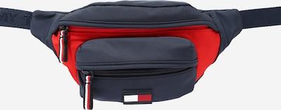 Krepšys iš TOMMY HILFIGER, spalva – nakties mėlyna / raudona, Prekių apžvalga