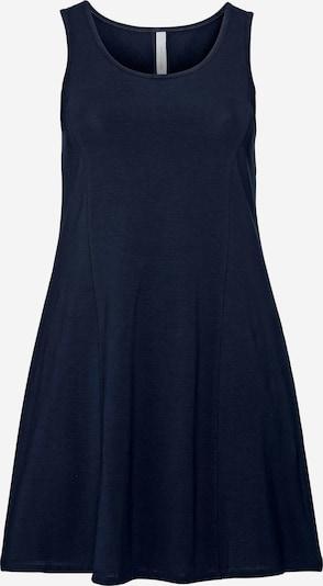 SHEEGO Obleka | marine barva, Prikaz izdelka