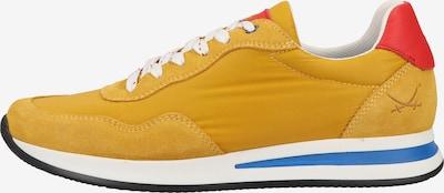 SANSIBAR Sneaker in blau / gelb / rot / schwarz / weiß, Produktansicht
