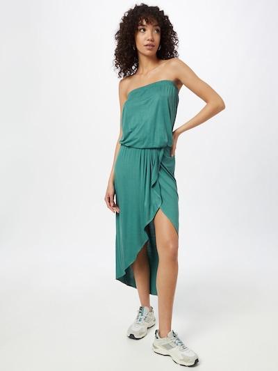 Urban Classics Letní šaty - petrolejová, Model/ka
