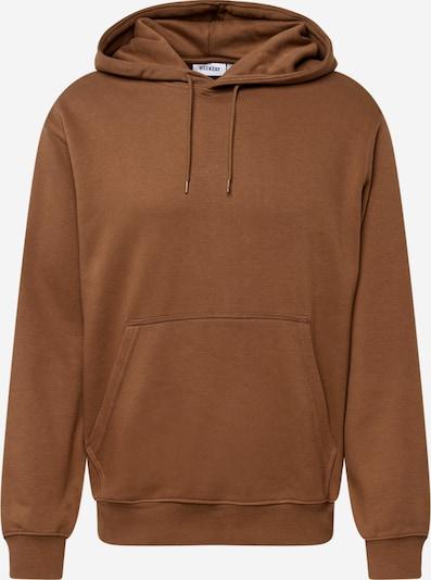 WEEKDAY Sweatshirt in Brown, Item view