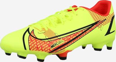 NIKE Παπούτσι ποδοσφαίρου 'VAPOR 14 ACADEMY' σε κίτρινο νέον / κόκκινο / μαύρο, Άποψη προϊόντος