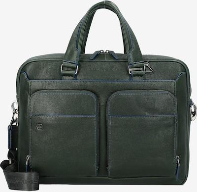 Piquadro Aktentasche in dunkelgrün, Produktansicht