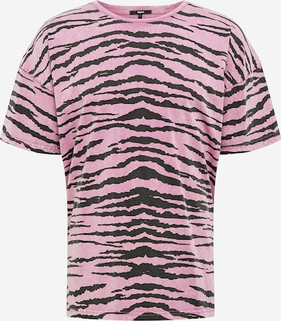 tigha Tričko 'Arne' - antracitová / světle růžová, Produkt