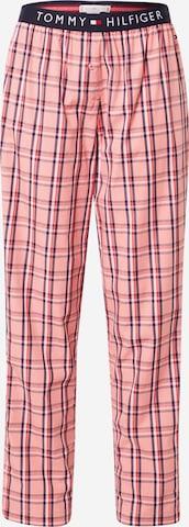 Tommy Hilfiger Underwear Pyjamahose in Pink