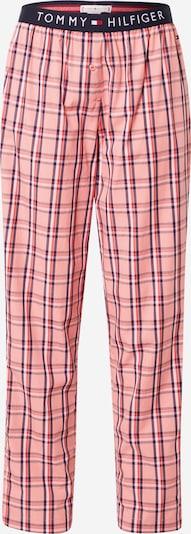 Tommy Hilfiger Underwear Pyjamahose in marine / rosa / weiß, Produktansicht