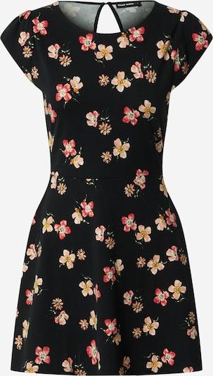 Tally Weijl Kleid 'Skater' in mischfarben / schwarz, Produktansicht