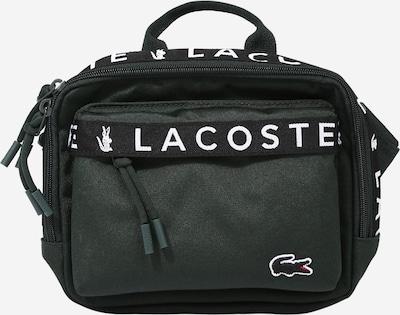 LACOSTE Ceļojumu soma, krāsa - tumši zils / melns / balts, Preces skats