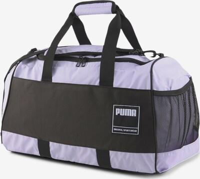 PUMA Sporttasche in hellgrau / dunkelgrau, Produktansicht