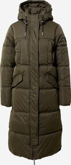 Superdry Mantel in khaki, Produktansicht