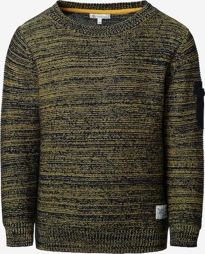 Noppies Pullover 'Barkly' in navy / gelb, Produktansicht
