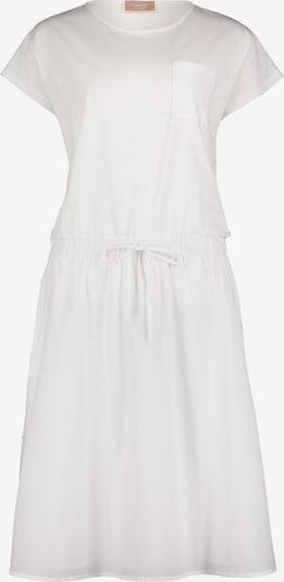 Cartoon Casual-Kleid kurzarm in weiß, Produktansicht