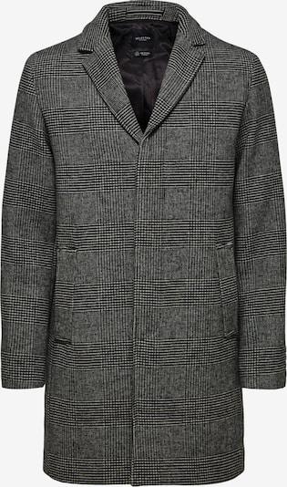 Palton de primăvară-toamnă 'HAGEN' SELECTED HOMME pe gri / gri metalic, Vizualizare produs