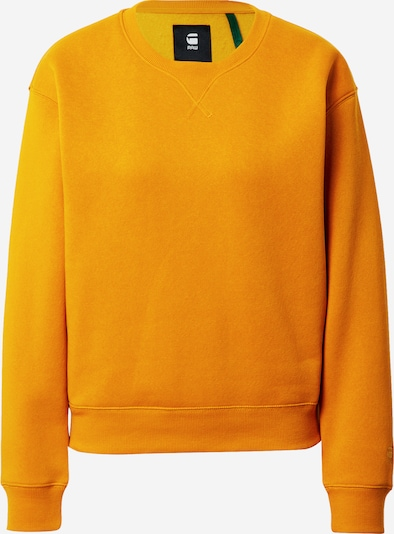 G-Star RAW Sweatshirt in goldgelb, Produktansicht