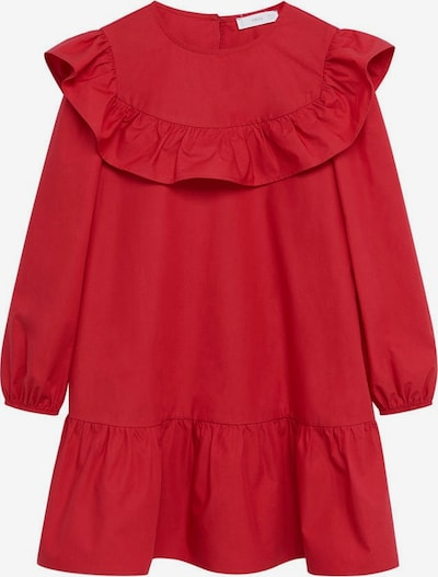 MANGO KIDS Kleid in rot, Produktansicht
