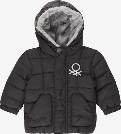 UNITED COLORS OF BENETTON Zimska jakna | črna barva, Prikaz izdelka