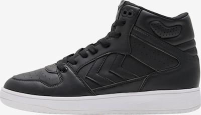 Hummel Sneakers hoog in de kleur Zwart, Productweergave