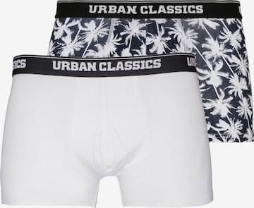 Urban Classics Bokserid, värv valge
