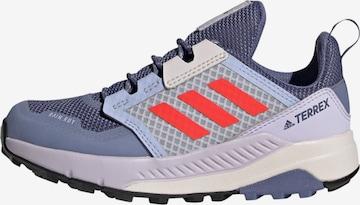adidas Terrex Schuh in Lila