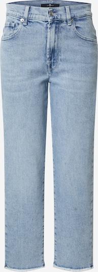 7 for all mankind Jeans in de kleur Blauw denim, Productweergave