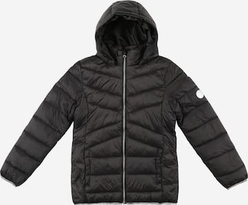 NAME IT Prechodná bunda - Čierna