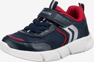GEOX Sneaker 'Aril' in Blau