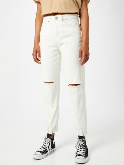GLAMOROUS Jeans in White, View model
