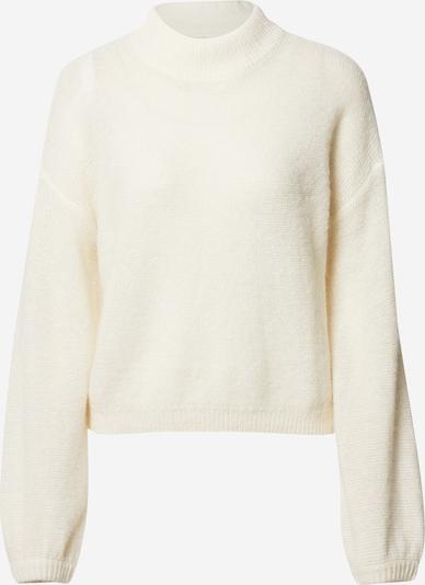 Pullover 'Salvador' Banana Republic di colore bianco lana: Vista frontale