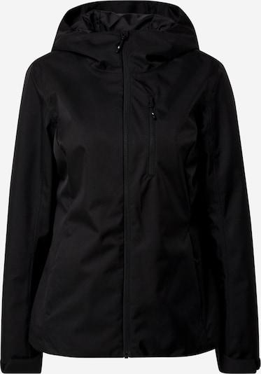 4F Veste outdoor en noir, Vue avec produit