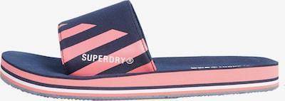 Superdry Strand-/badschoen 'Swim Sport' in de kleur Navy / Pink, Productweergave