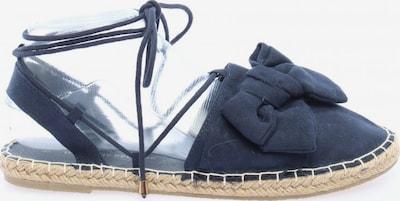 Dorothy Perkins Espadrilles-Sandalen in 39 in blau, Produktansicht