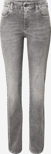 DIESEL Jeans 'SLANDY' in Grey denim, Item view