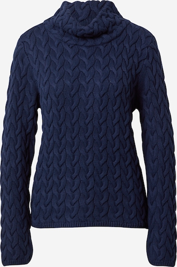 Megztinis 'Aurora' iš Tranquillo , spalva - tamsiai mėlyna, Prekių apžvalga