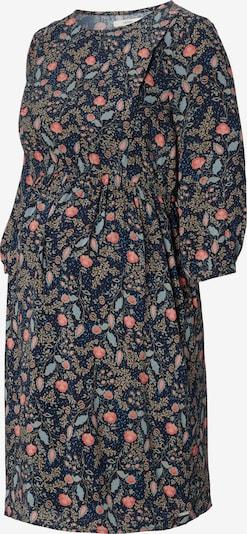 Esprit Maternity Jurk in de kleur Beige / Blauw / Pink, Productweergave