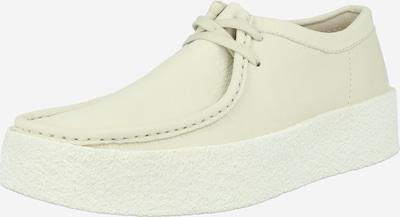 Clarks Originals Šněrovací boty 'Wallabee' - bílá, Produkt
